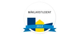 Mäklarstudent 2012