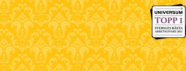 gula väggar