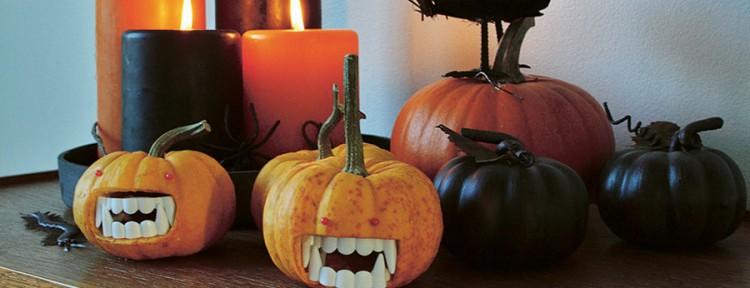 halloweenpyssel pumpamonster