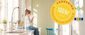 Barncancerfonden värdering