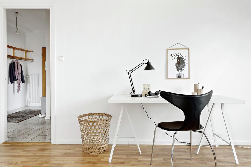 Smart arbetsplats på liten yta Bostadsbloggen Svensk