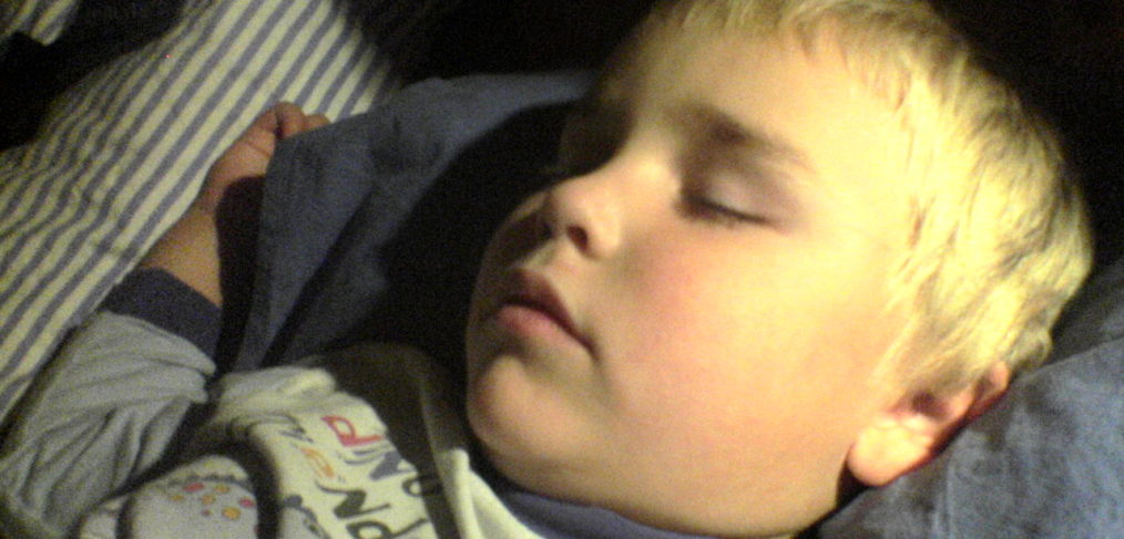 Få sover så gott som barn