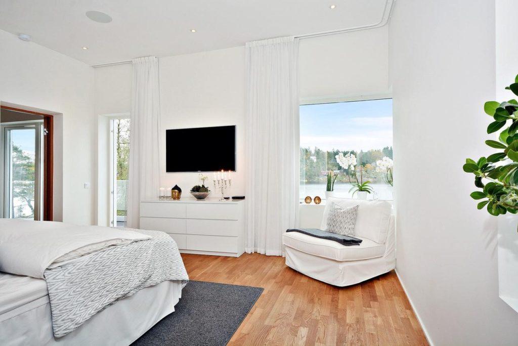 Sovrum med hotellkänsla Bostadsbloggen Svensk Fastighetsförmedling