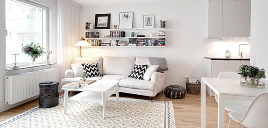 Vardagsrum Compact Living