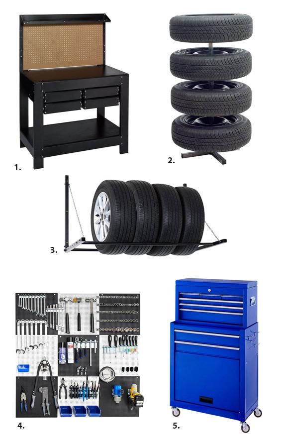 Bra Så här organiserar du garaget - Bostadsbloggen - Svensk IP-43