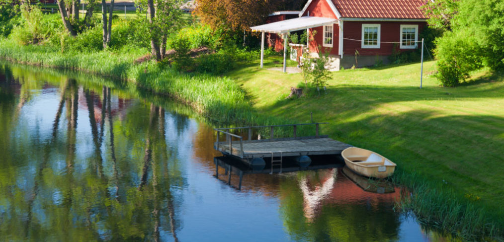 Fritidshus i Sverige
