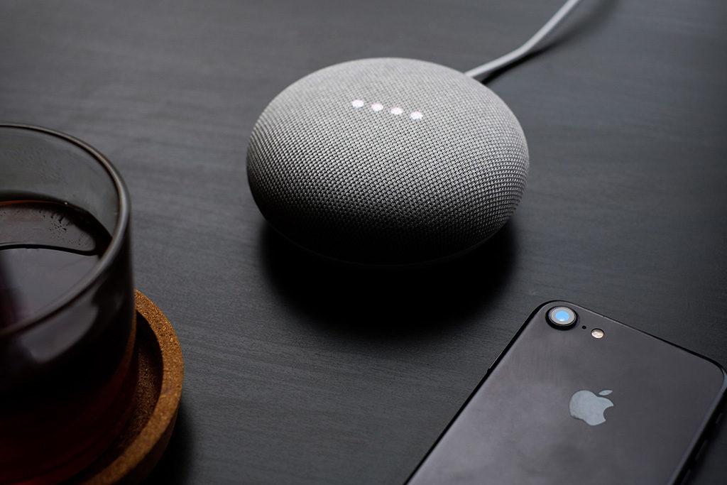 Google Home ger ditt hem en modern och sladdlös look