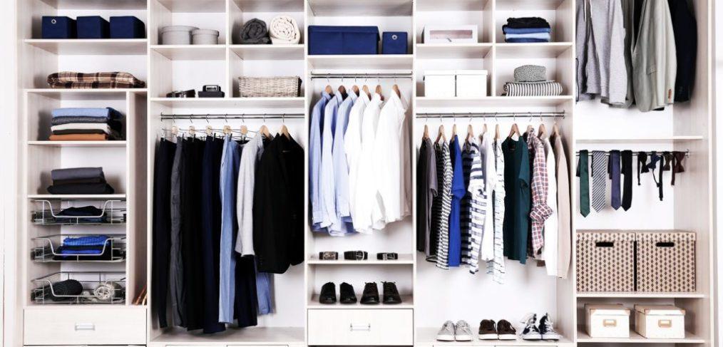 Walk in closet – tips & inspiration till din walk in closet