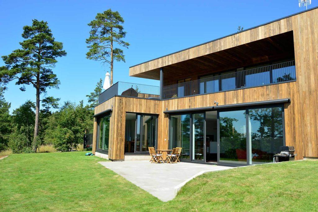 Bostadspriserna på villor i Lidingö kommun har historiskt ökat mest