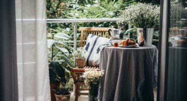 Balkonginspiration och tips när du ska inreda balkongen