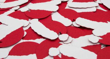 Enkla tips på julpyssel för små och stora barn av saker du redan har hemma.