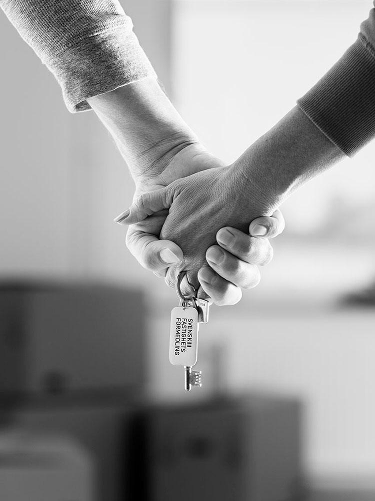 Att flytta ihop med partner