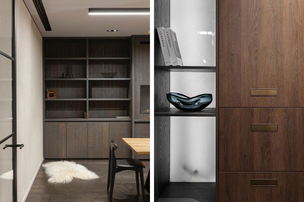 Med en platsbyggd hallmöbel får du en möbel som är perfekt anpassad efter din hall